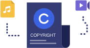 Check copyrighted content in UGC